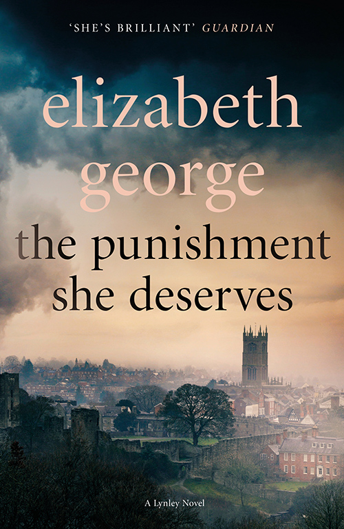 punishment she deserves book