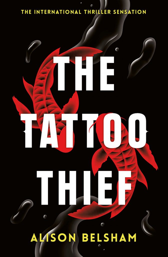 tattoo thief review