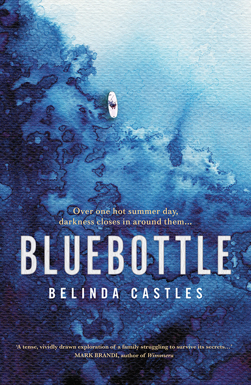 bluebottle book cover