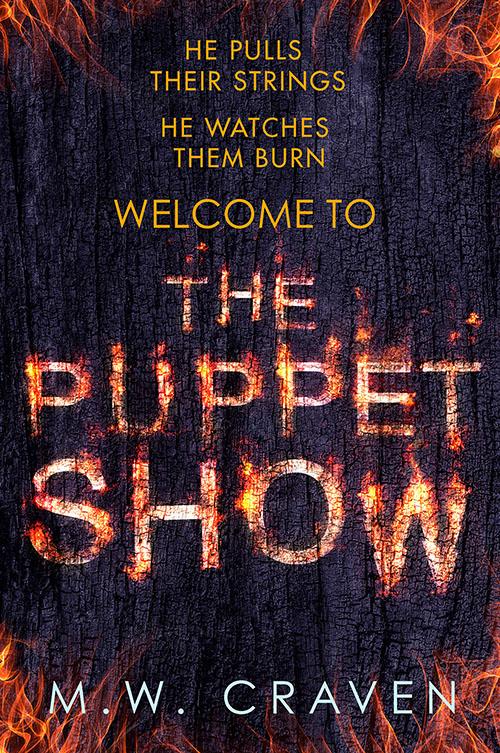 puppet show book