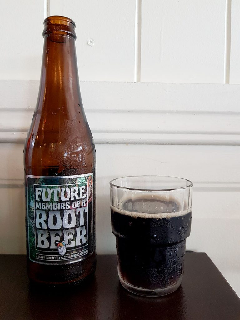 alcoholic root beer