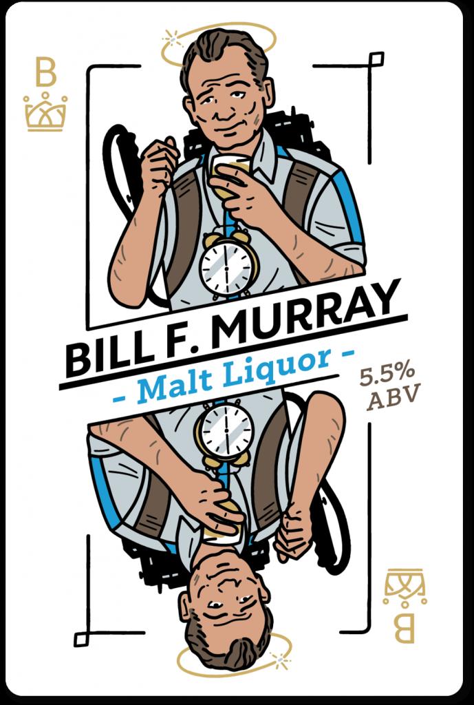 bill murray beer