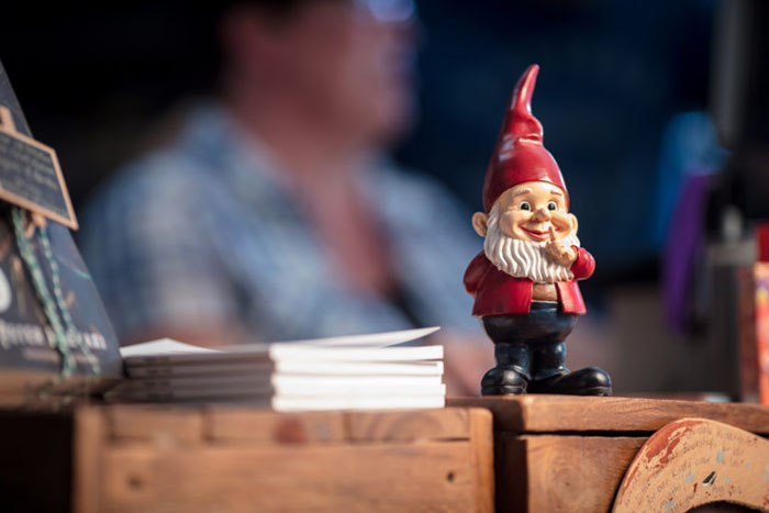 little gnome bookshop