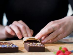 mad millie raw cacao chocolate making kit