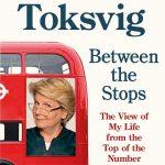 between the stops