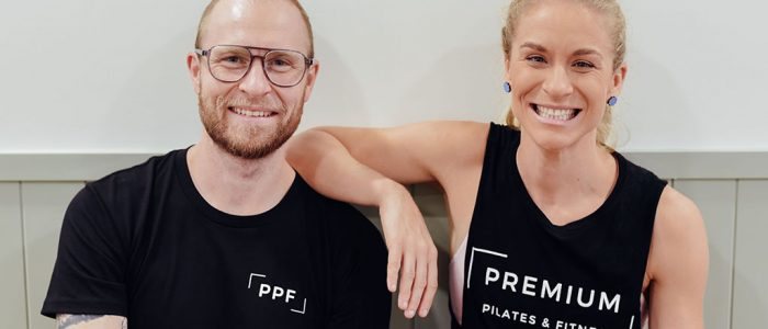 premium pilates and fitness