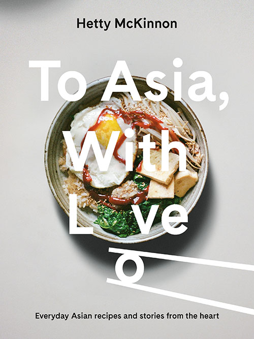 to asia with love book
