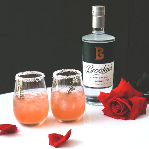 brookies gin cocktail