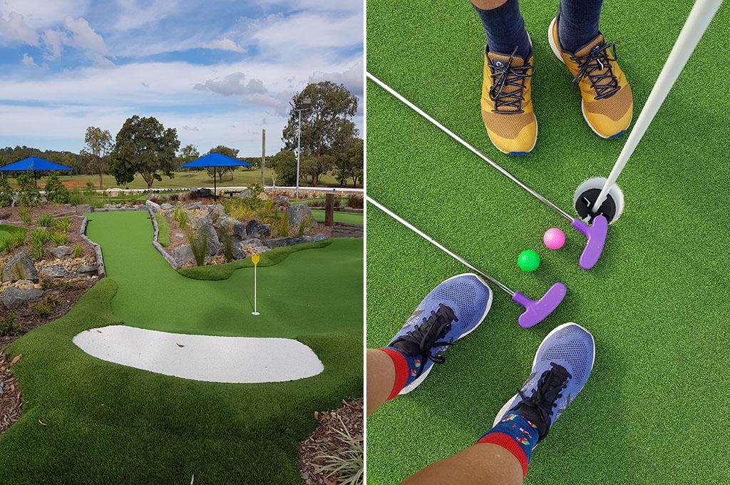 meadowbrook mini golf