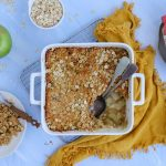 mayvers peanut butter crumble