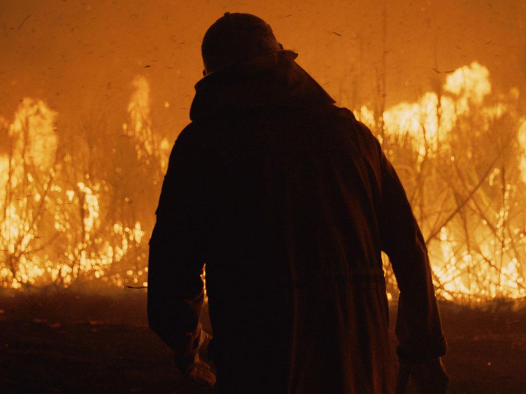 a fire inside film